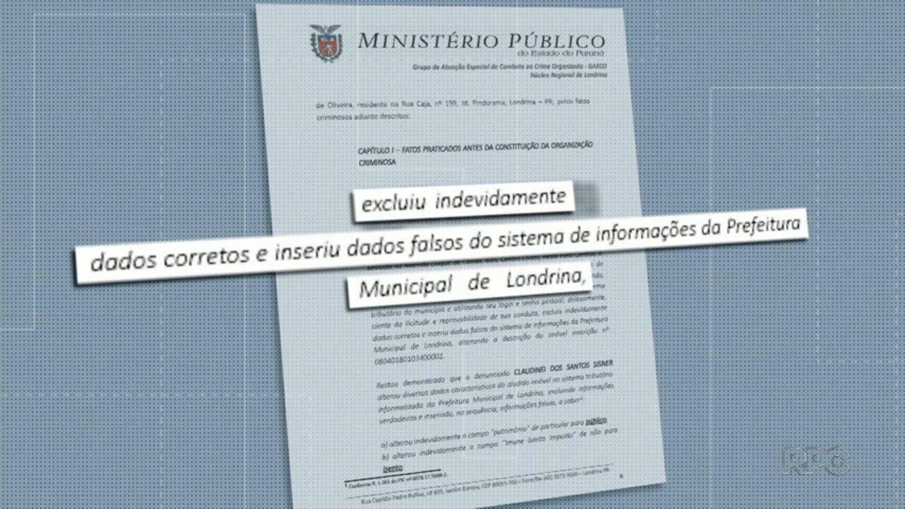 Gaeco denuncia que mais de um milhão de reais deixou de ser arrecadado em Londrina