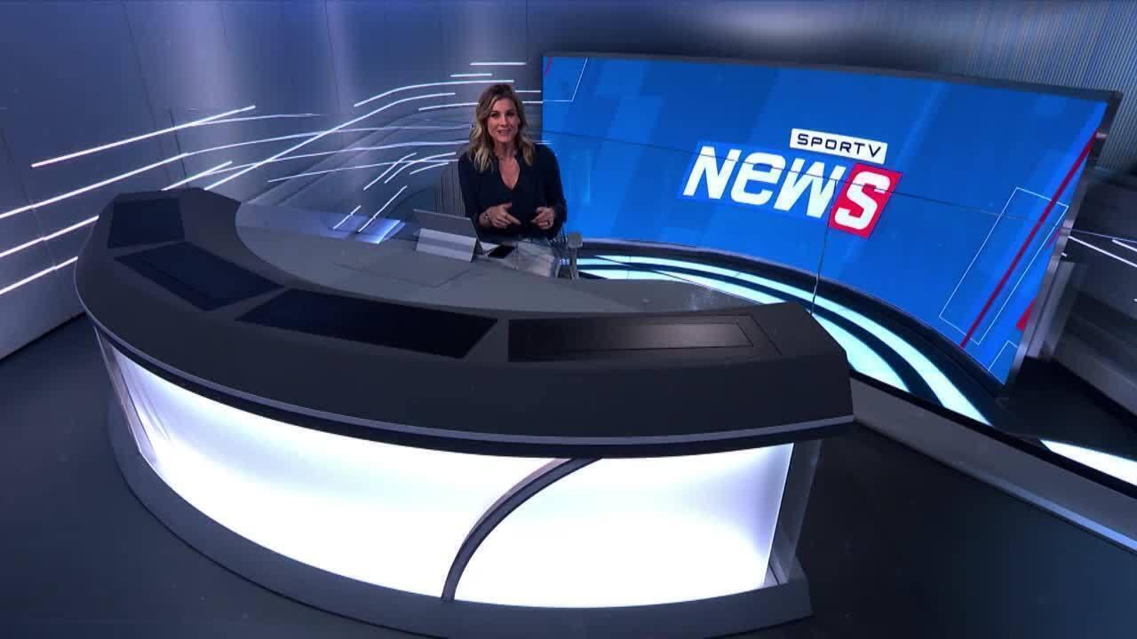 SporTV News volta à grade do SporTV