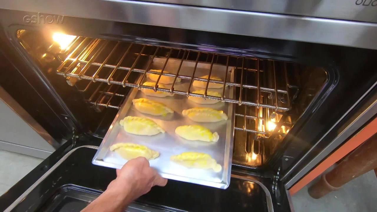 Empanadas do 'É de Casa'