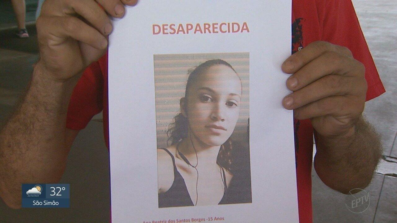 Família procura adolescente de 15 anos desaparecida em Ribeirão Preto, SP