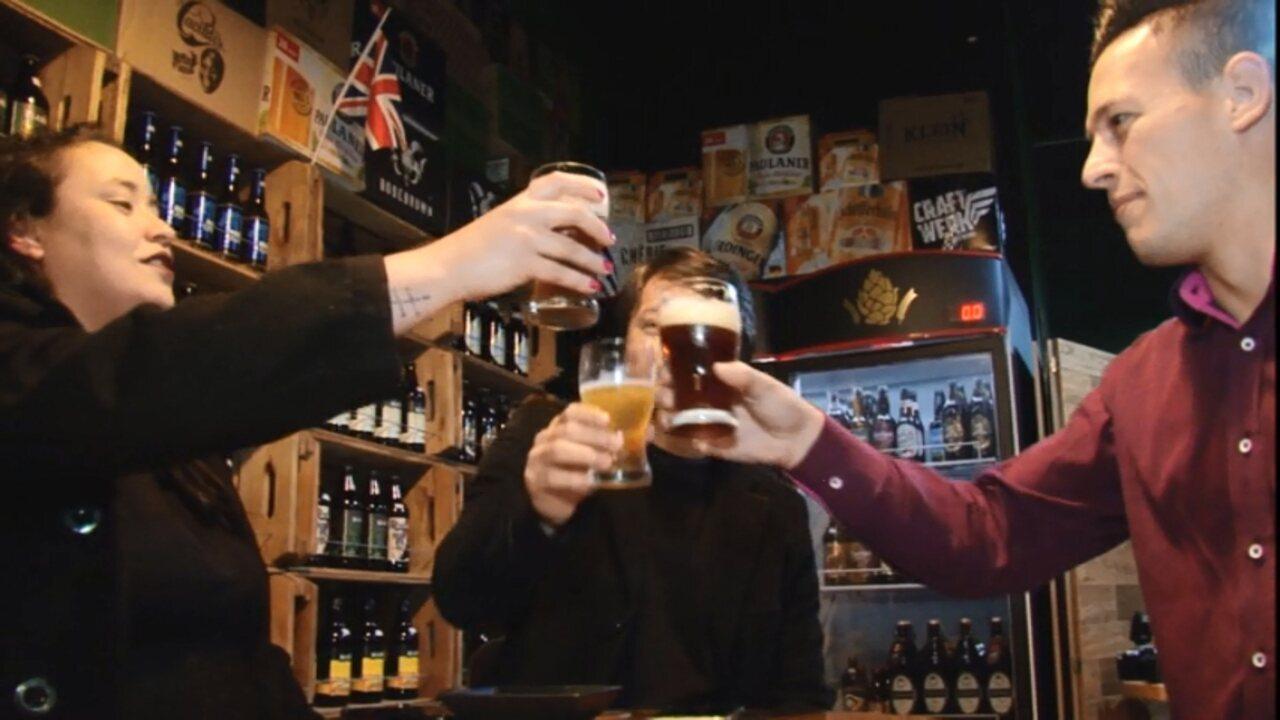 Mundo das cervejas artesanais tem cada vez mais adeptos no Paraná