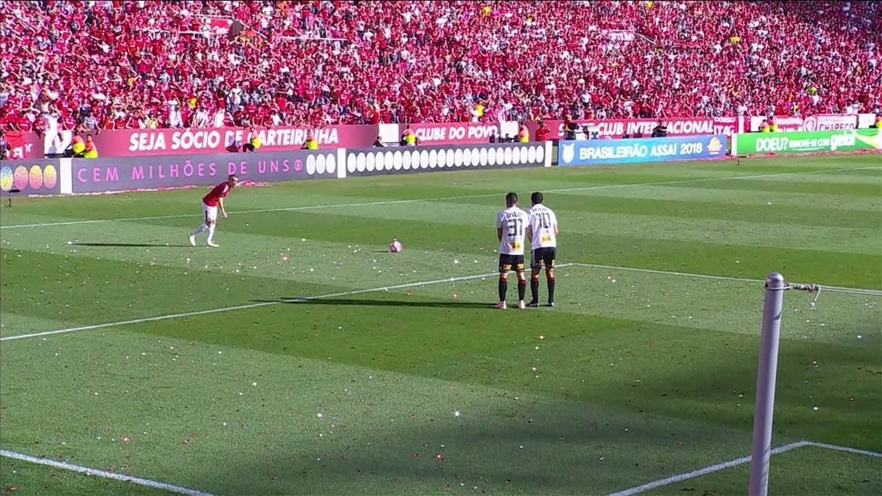 Melhores momentos: Internacional 3 x 1 São Paulo pela 29ª rodada do Brasileirão