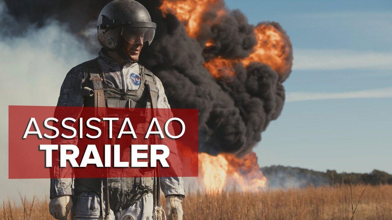 'O Primeiro Homem': assista ao trailer