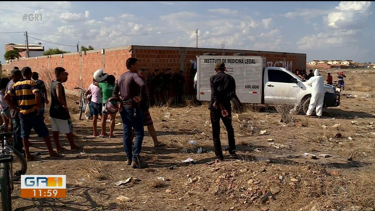 Polícia não sabe motivo do assassinato de uma adolescente encontrada morta em Petrolina