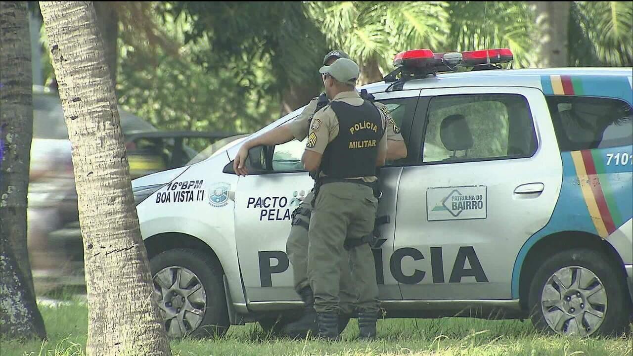 Três assassinatos por arma de fogo ocorrem em média, por dia, no Recife