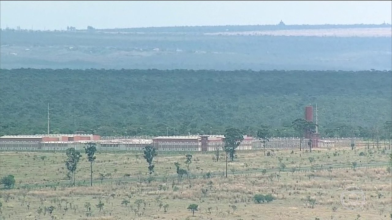 É inaugurada a quinta penitenciária federal de segurança máxima do país