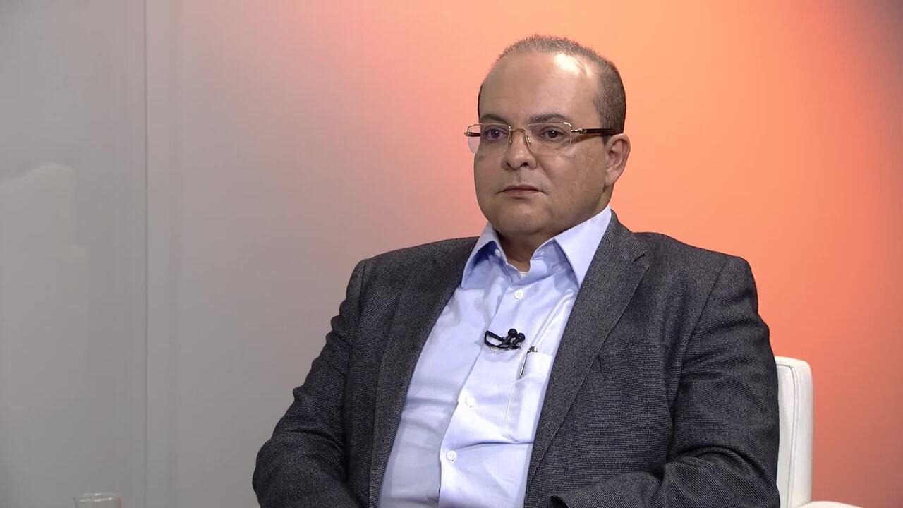 G1 entrevista o candidato ao governo do DF no 2º turno Ibaneis (MDB)