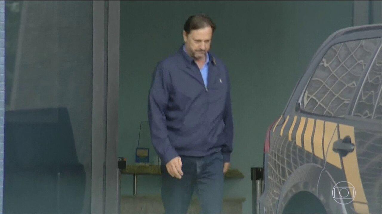 Acir Gurgacz é transferido para Brasília e vai cumprir pena na Papuda