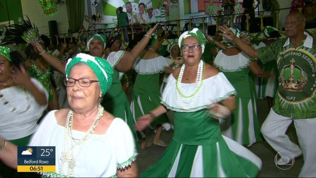 Império Serrano vai levar samba de Gonzaguinha para a Sapucaí