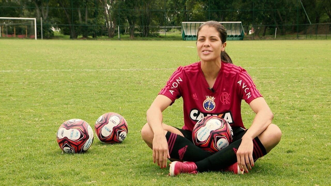 Flamengo conta com artilheira no elenco: conheça Dany Helena