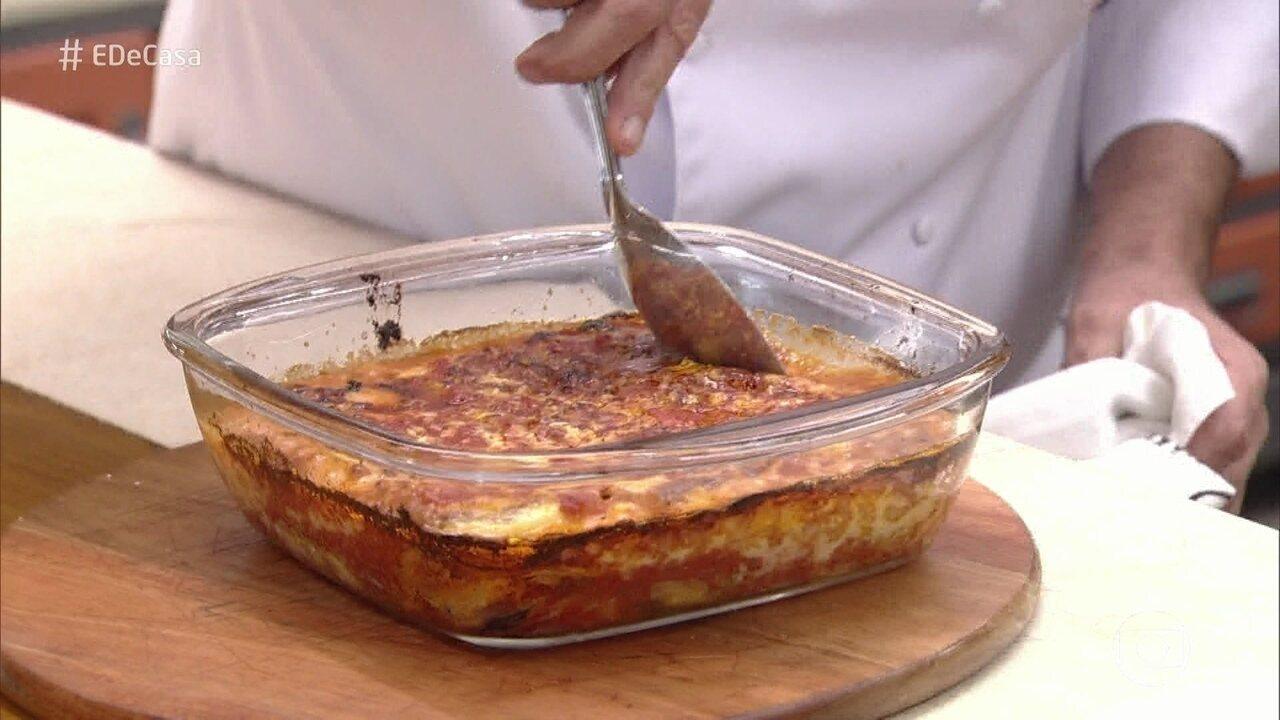 Toque do Ravioli - receita de Rondelli