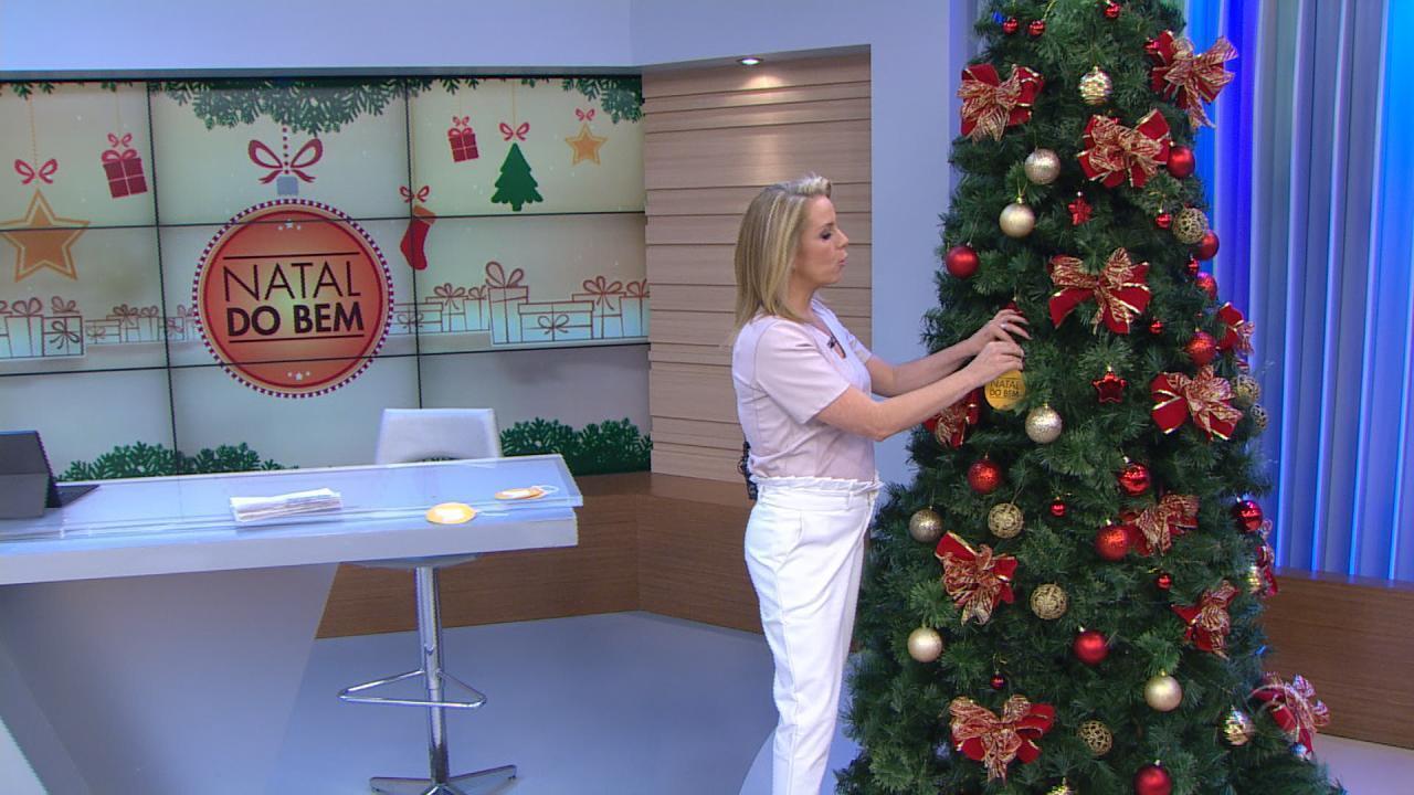 Campanha 'Natal do Bem' começa neste sábado (20) no Jornal do Almoço