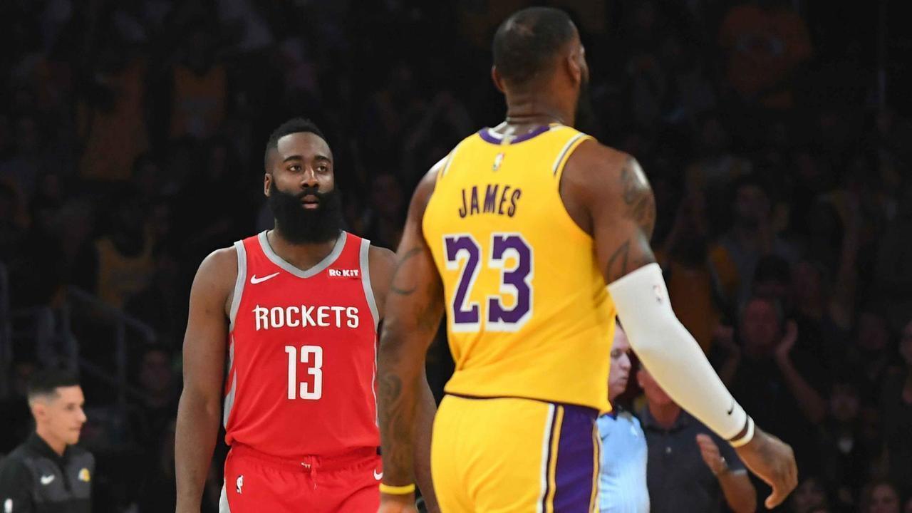 Melhores momentos de Houston Rockets 124 x 115 Los Angeles Lakers pela NBA