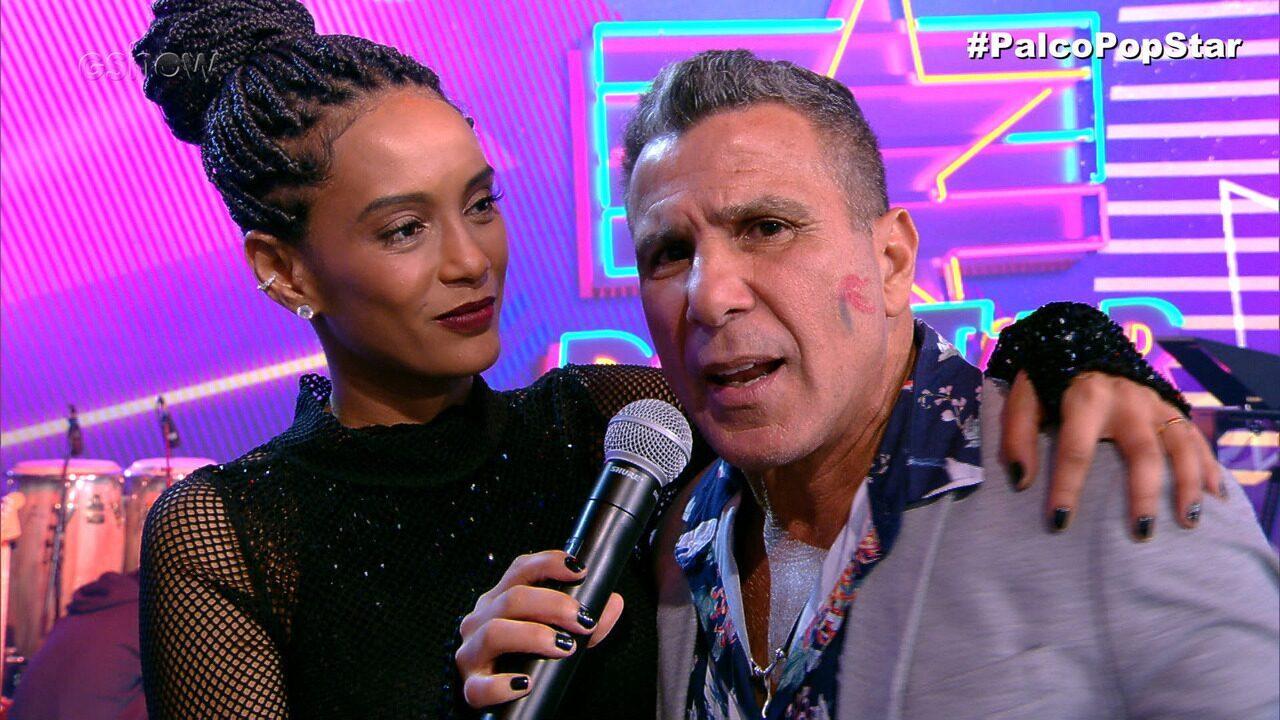 PopStar ao vivo na web: Eri Johnson é o eliminado da semana