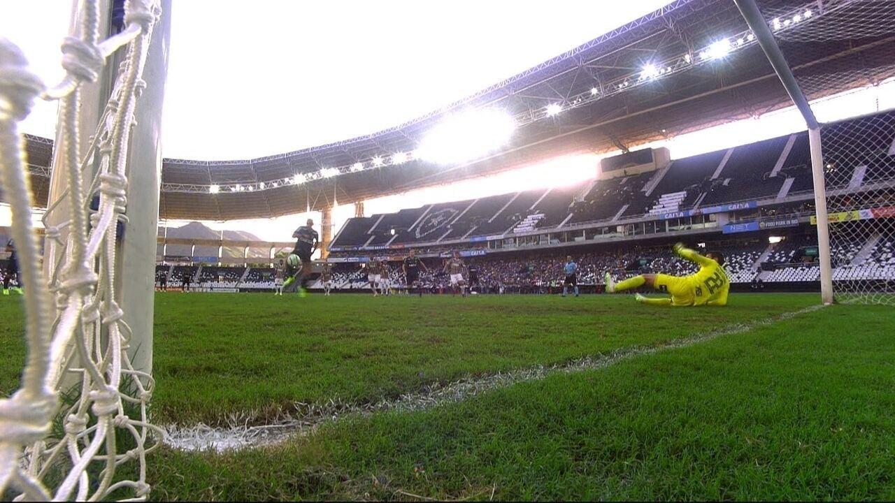Veja os melhores momentos de Fluminense 1x0 Atlético-MG