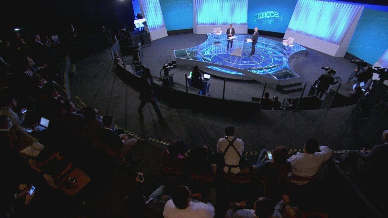 Debate dos candidatos ao governo do RJ: 2º Turno - Bloco 2