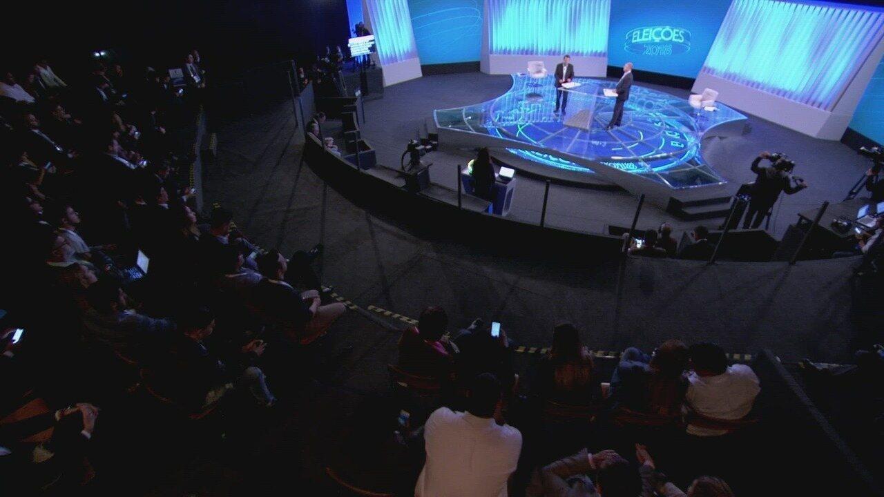 Debate dos candidatos ao governo do RJ: 2º Turno - Bloco 4