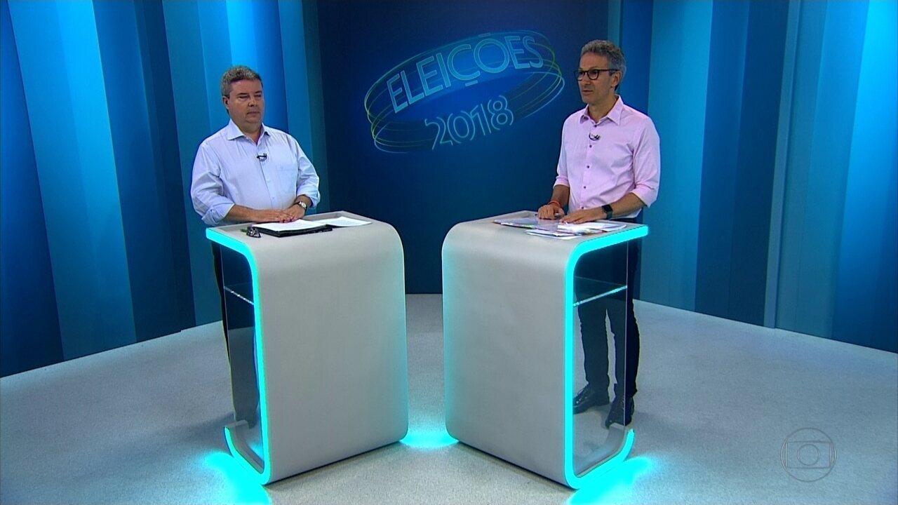 Debate dos candidatos ao governo de MG: 2º Turno - Bloco 4