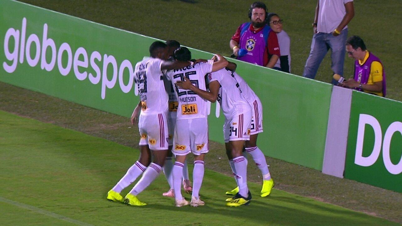 7c073c535c47c Veja o gol de Vitória 0x1 São Paulo