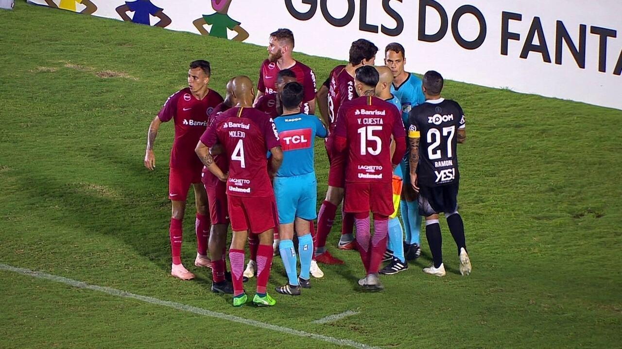 45b5df27f3 Melhores momentos  Vasco 1 x 1 Internacional pela 31ª rodada do Campeonato  Brasileiro