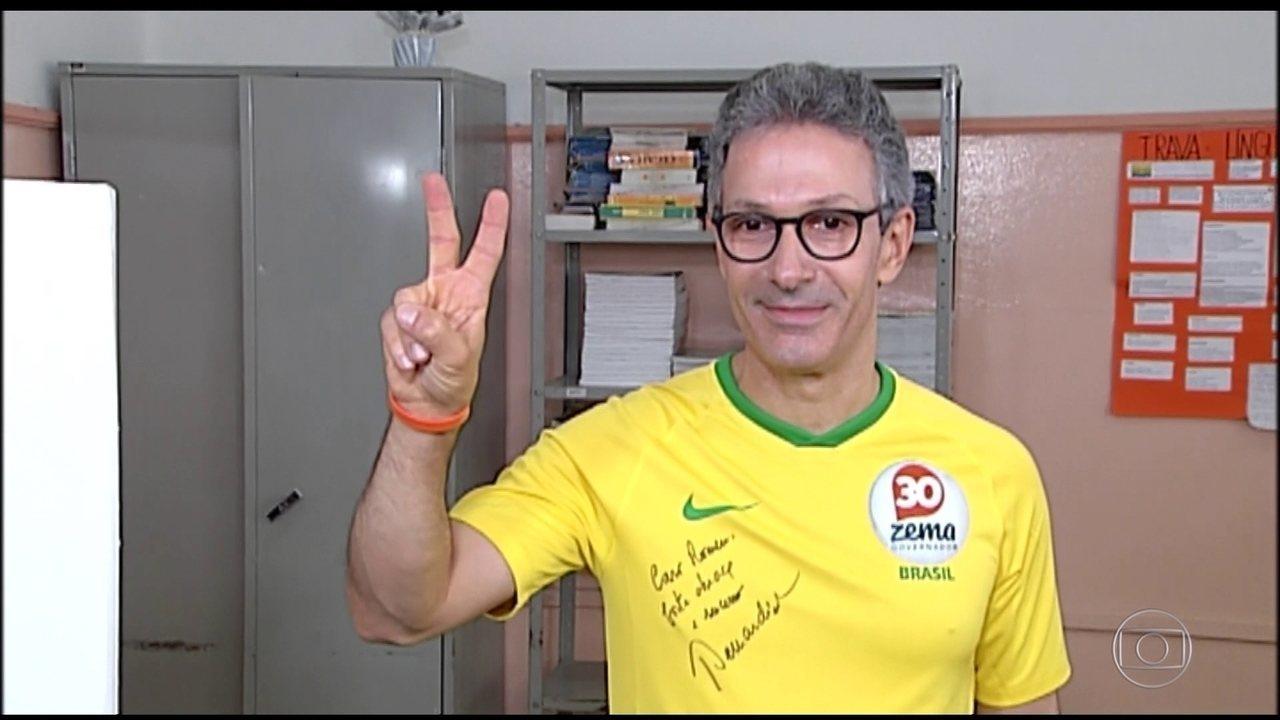 Romeu Zema (Novo) é eleito governador do Minas Gerais