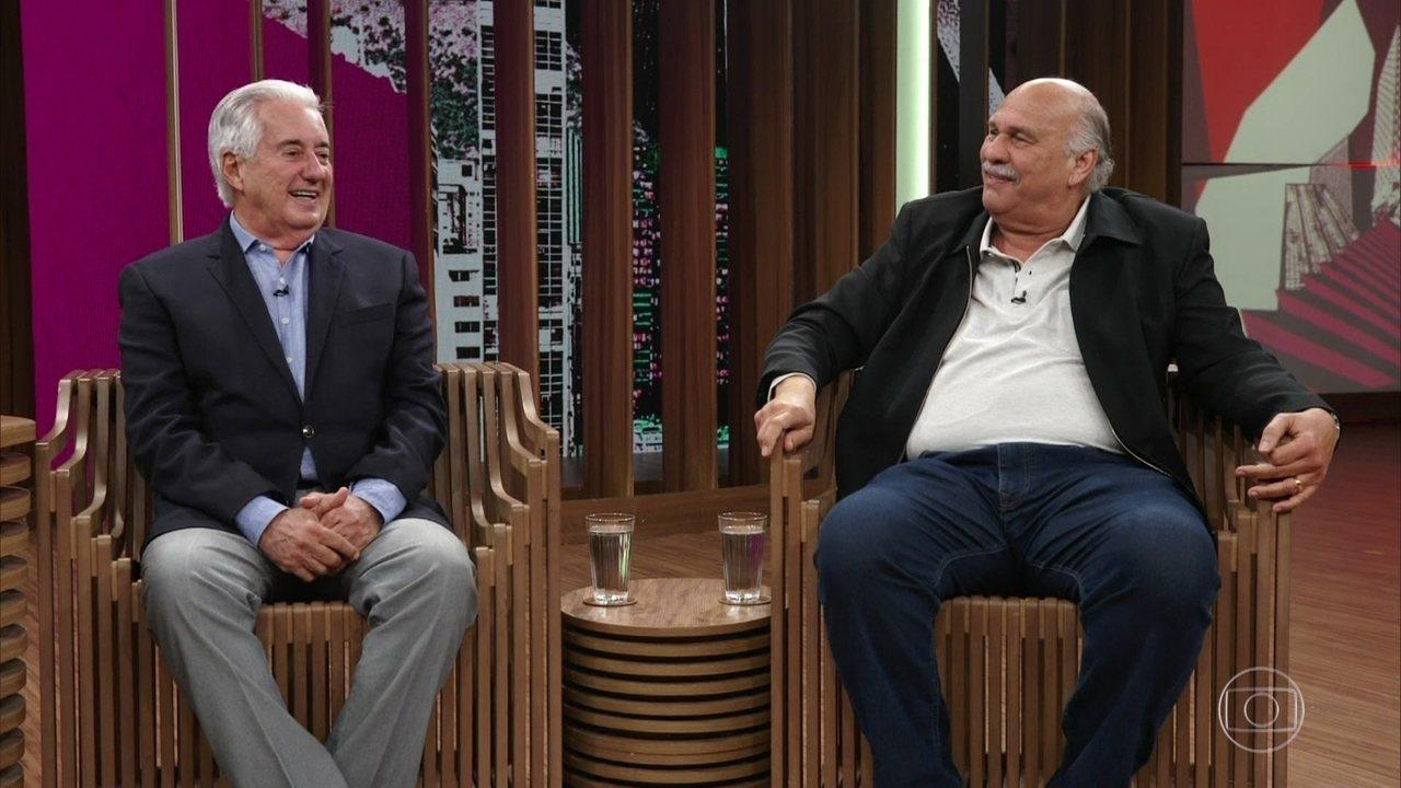 Márcio Canuto fala sobre sua amizade com Francisco José