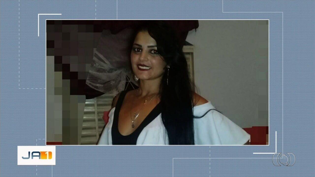 Polícia procura homem suspeito de matar ex e fugir com o filho do casal, em Caldas Novas