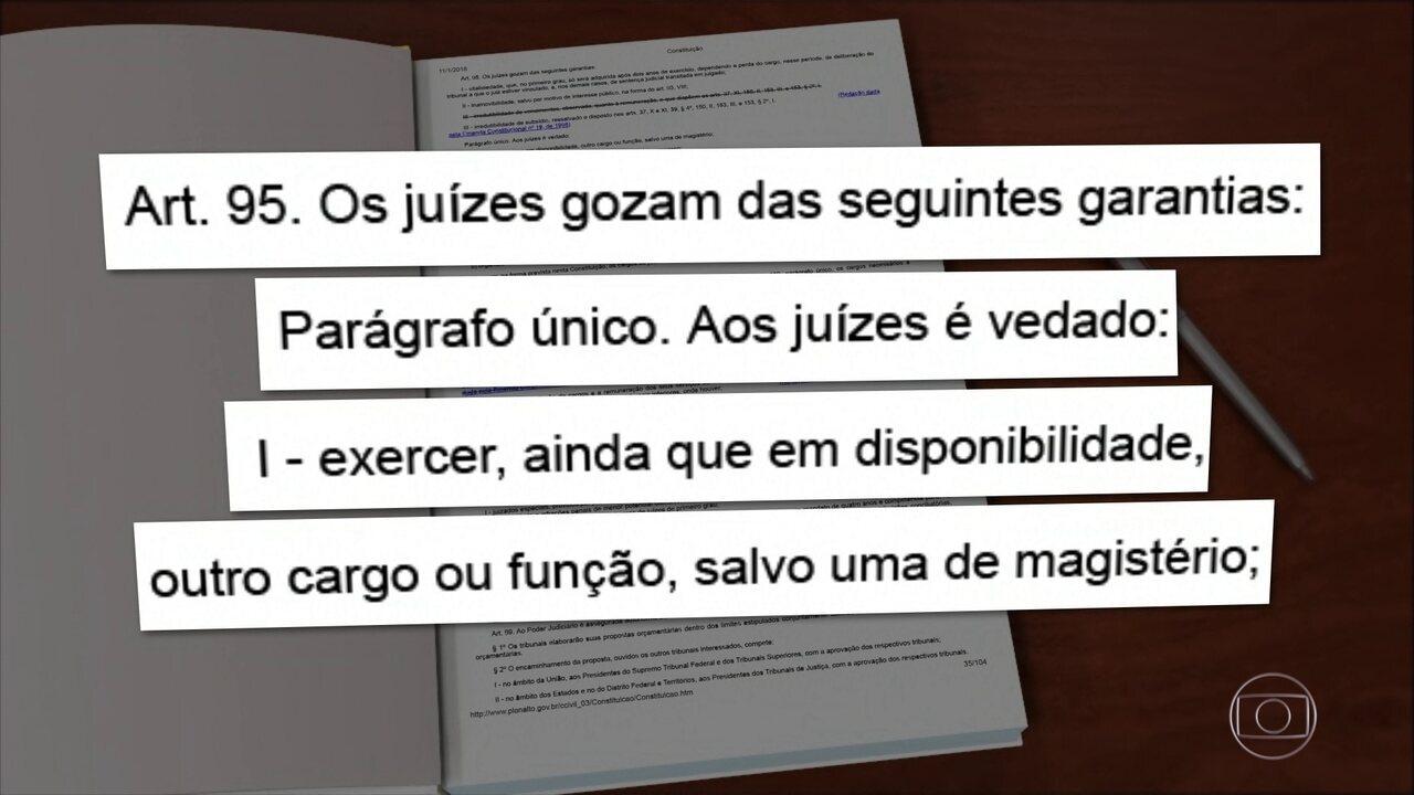 Sérgio Moro se afasta da Lava Jato e não julgará Lula