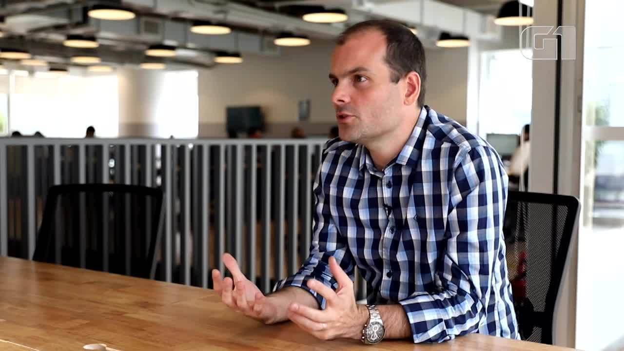 Entrevista com Thiago Alvarez, fundador do Guiabolso