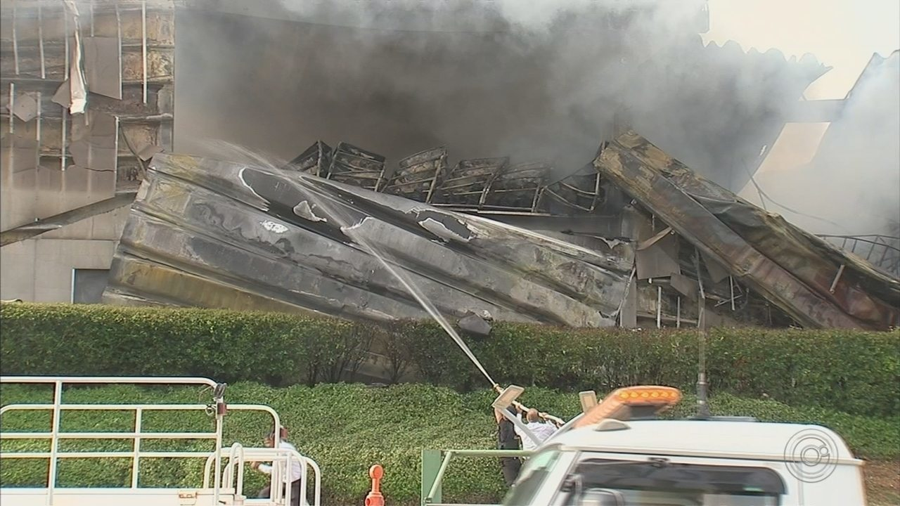Laudo com as causas do incêndio em shopping de Itupeva ficará pronto em até 30 dias