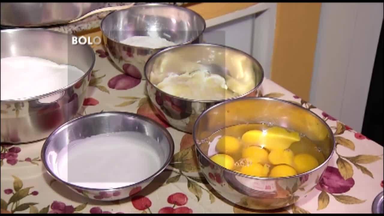 Aprenda a fazer bolo de cupuaçu