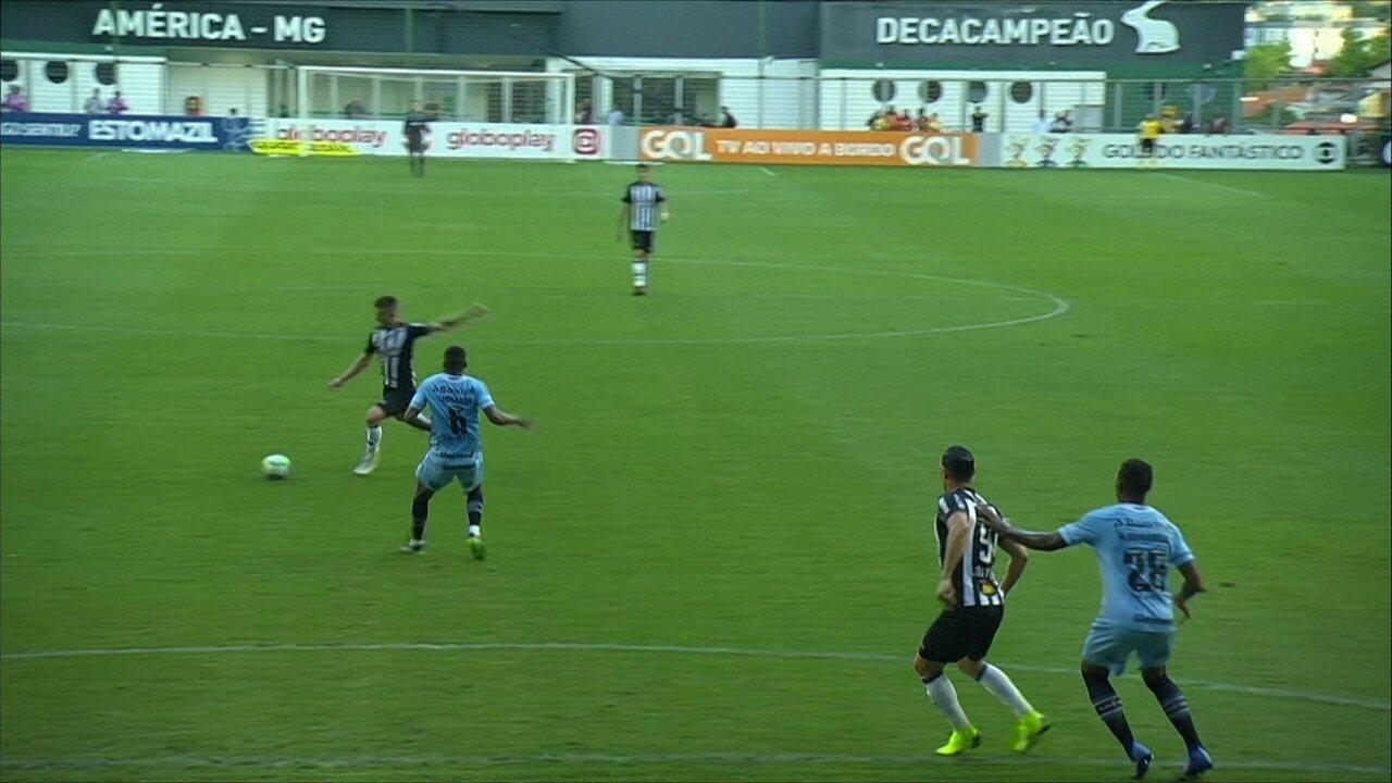 Melhores momentos: Atlético-MG 0 x 1 Grêmio pela 32ª rodada do Campeonato Brasileiro