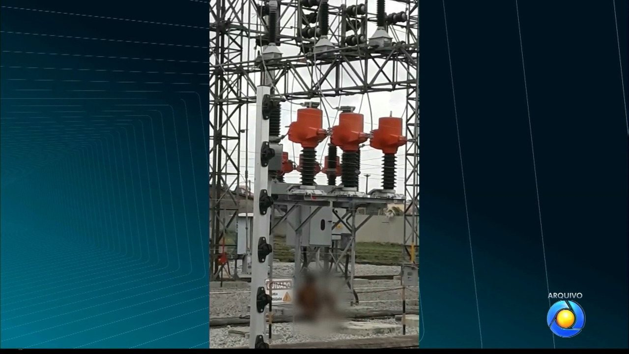 Morre adolescente que sofreu choque ao tentar roubar fios de uma subestação de energia