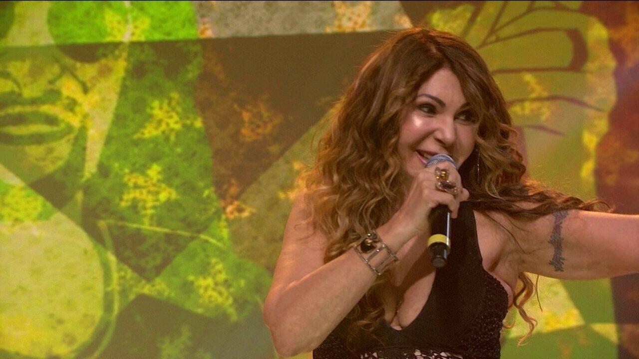 Elba Ramalho canta