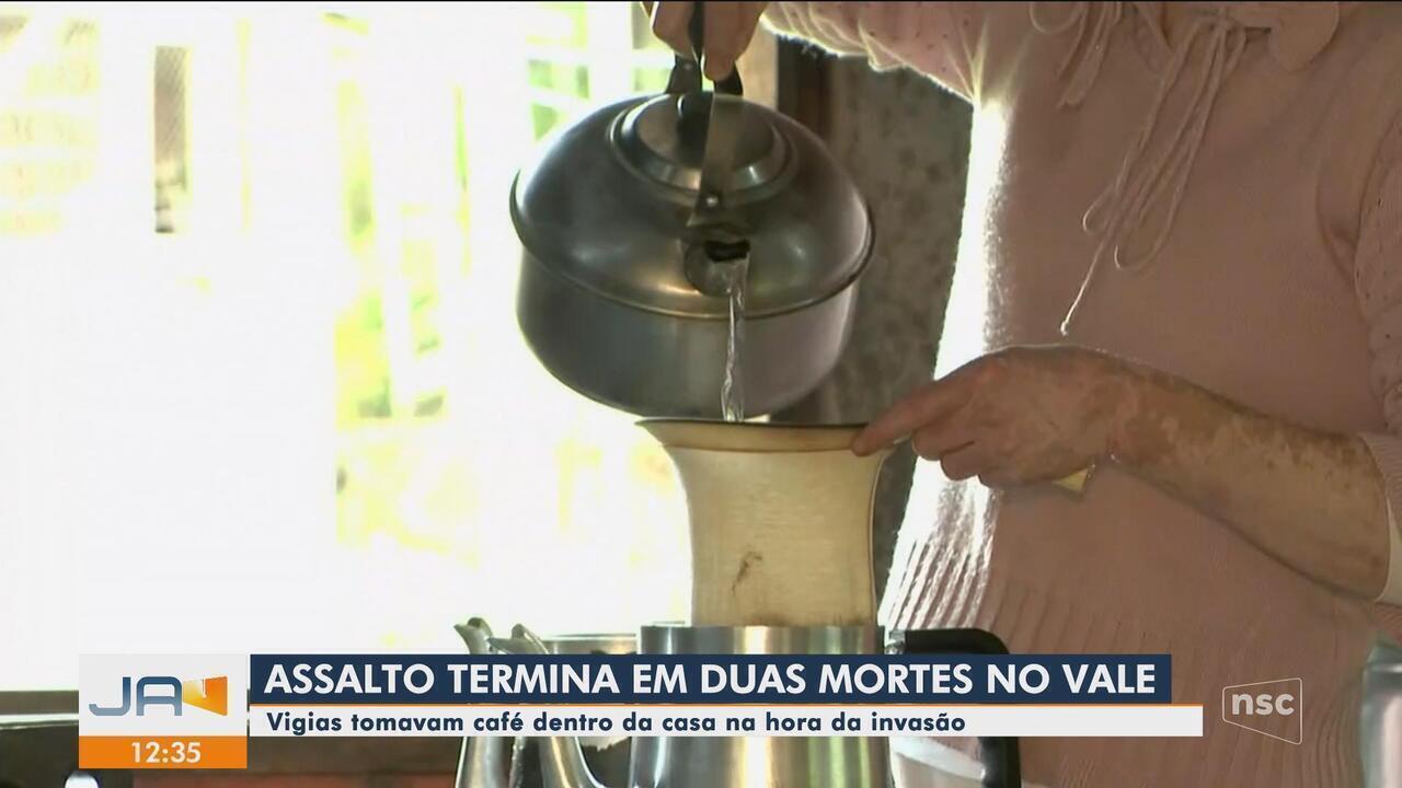 Dois suspeitos morrem em tentativa de assalto a restaurante em Ascurra