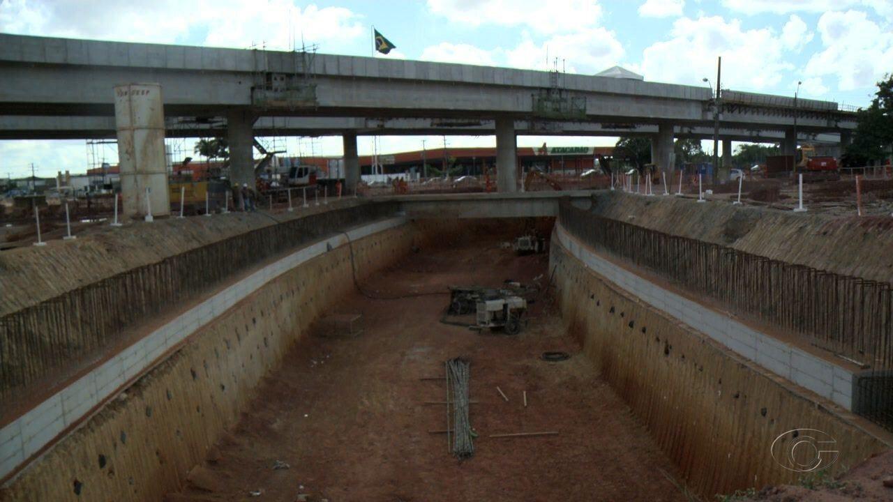 Obras do viaduto da PRF alteram trânsito mais uma vez em Maceió - G1  Alagoas - AL TV 1ª Edição - Catálogo de Vídeos