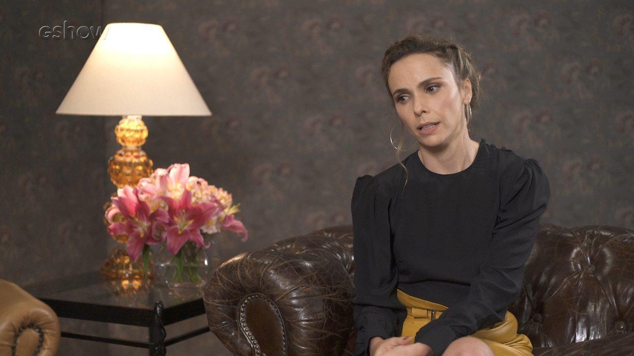 Débora Falabella fala sobre sua personagem em 'Se Eu Fechar os Olhos Agora'