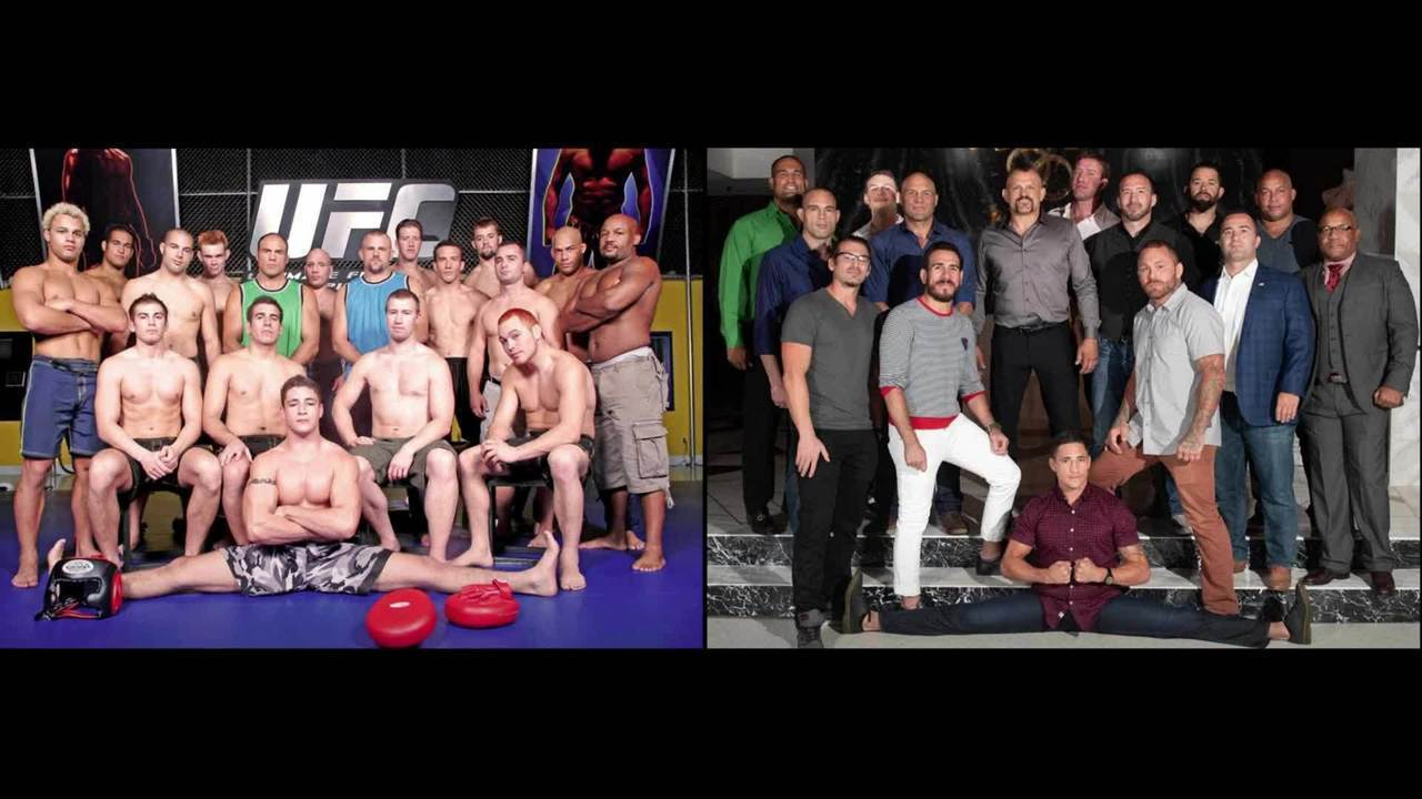 RECONNECTING WITH REALITY: A História da Reunião do Elenco do Ultimate Fighter 1