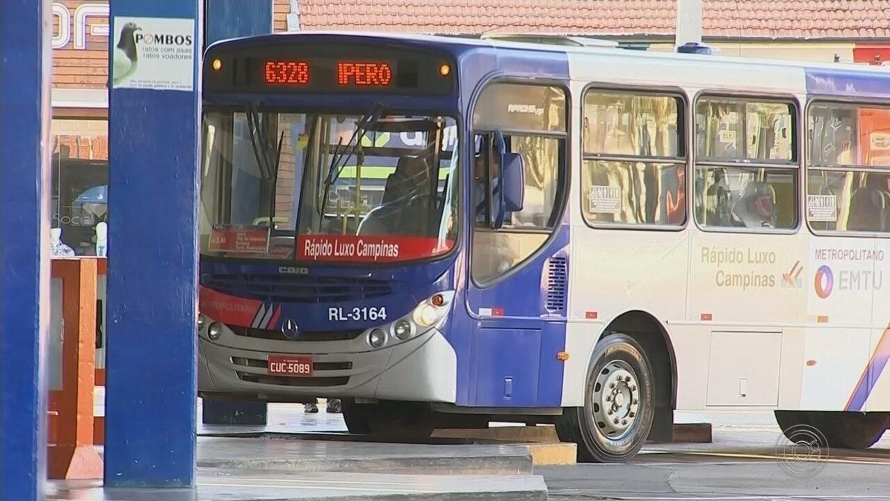 Passageiros reclamam das más condições dos ônibus em Boituva