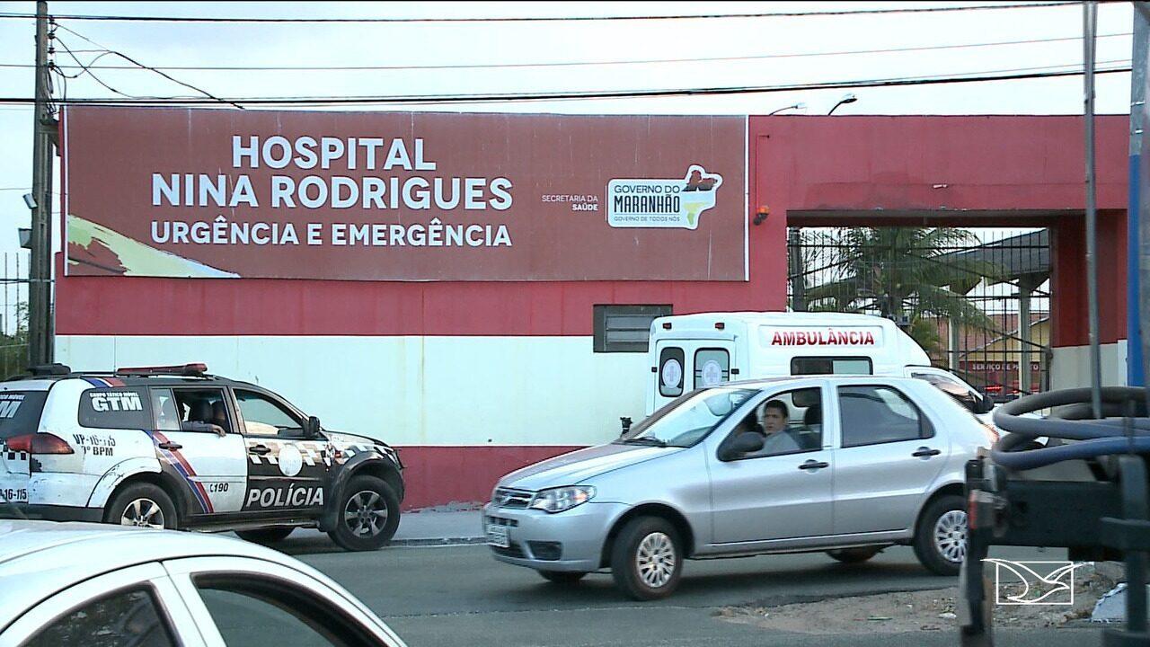Presos fogem do Hospital Nina Rodrigues, em São Luís