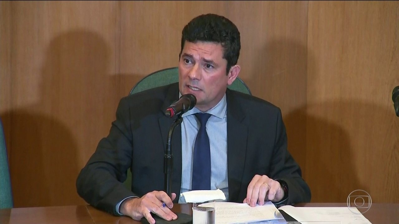 Moro refuta críticas de que nomeação tenha relação com condenação de Lula