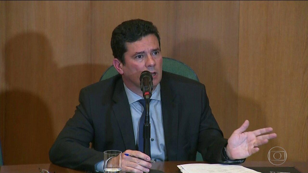 Moro afirma estar ciente que Bolsonaro será seu chefe e que saberá discutir divergência