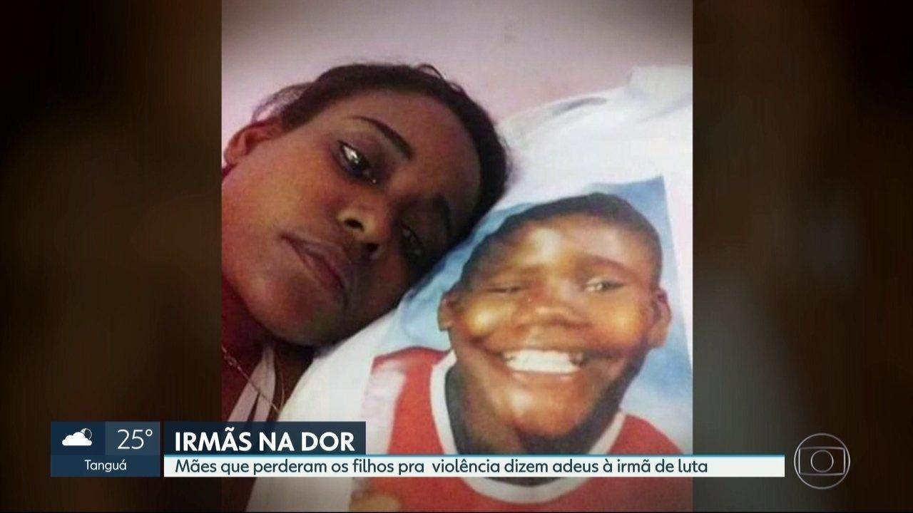 Moradora de Manguinhos morre três anos após assassinato do filho