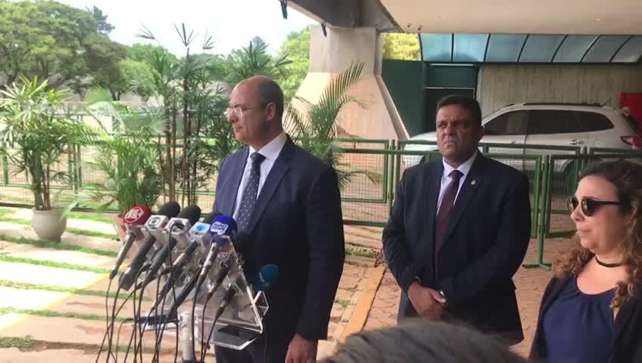 Witzel disse que Bolsonaro trabalha em alterações 'infraconstitucionais' na Previdência
