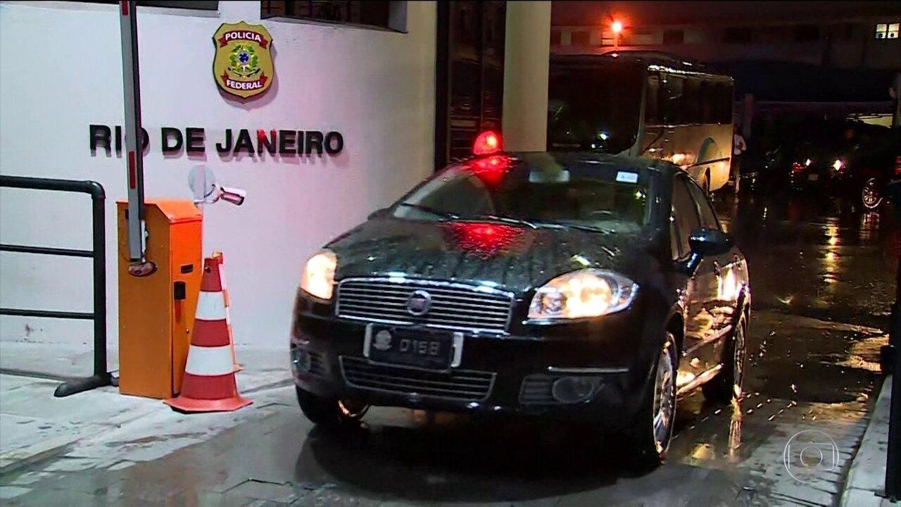 Deputados estaduais do RJ são investigados no Mensalinho da Alerj