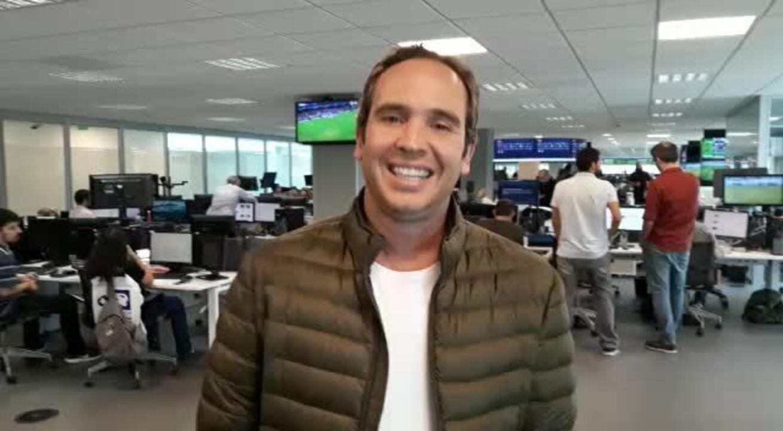 Caioba feelings! Caio Ribeiro dá dicas para a rodada #33 do Cartola FC