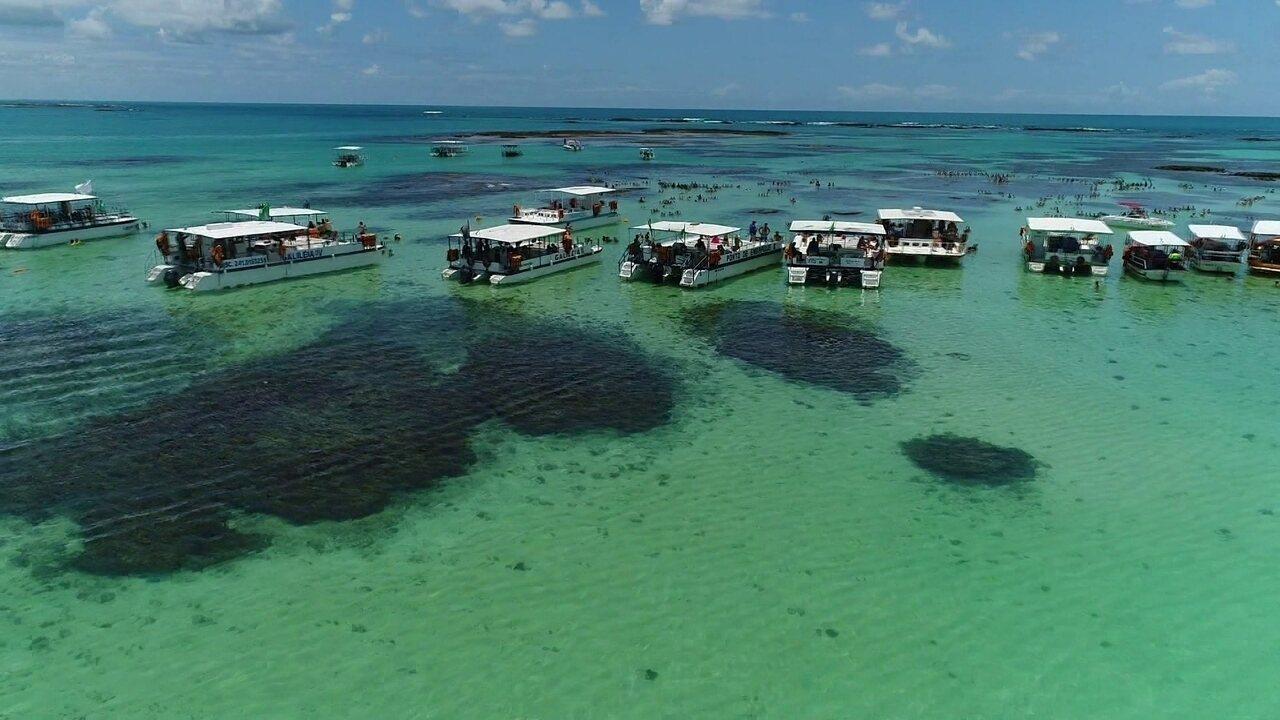 Maragogi é exemplo de preservação aliada ao turismo