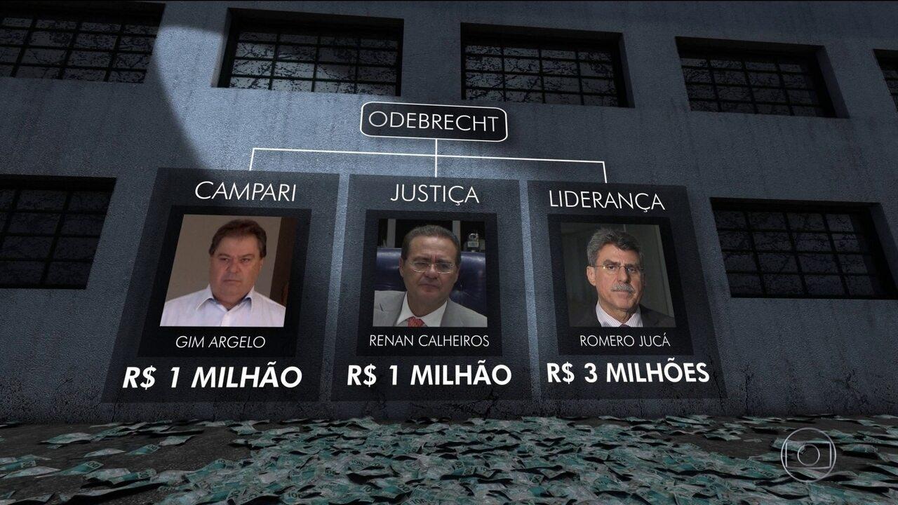 Operação Armistício investiga suspeitos de intermediar propina para políticos