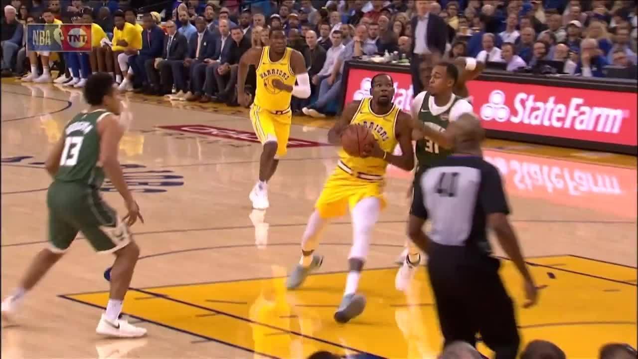 Melhores momentos: Milwaukee Bucks 134 x 111 Golden State Warriors pela NBA