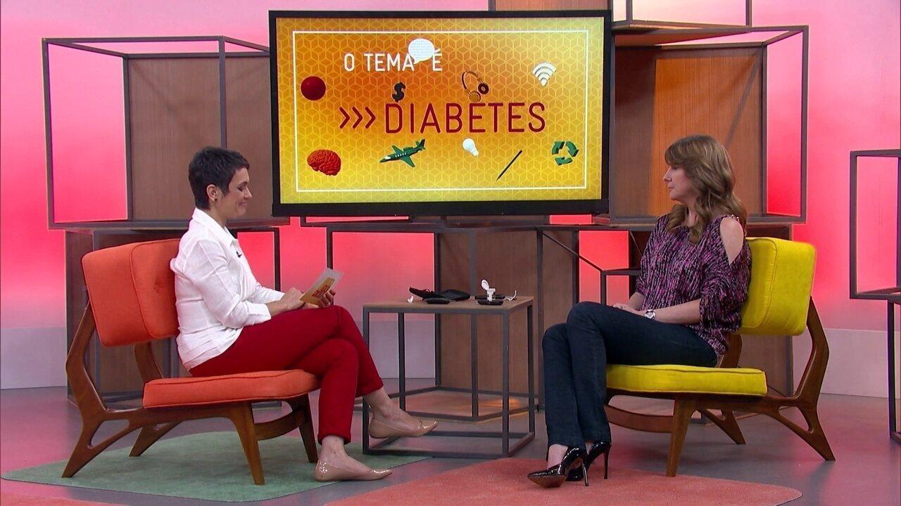 O Tema é diabetes: veja a entrevista na íntegra